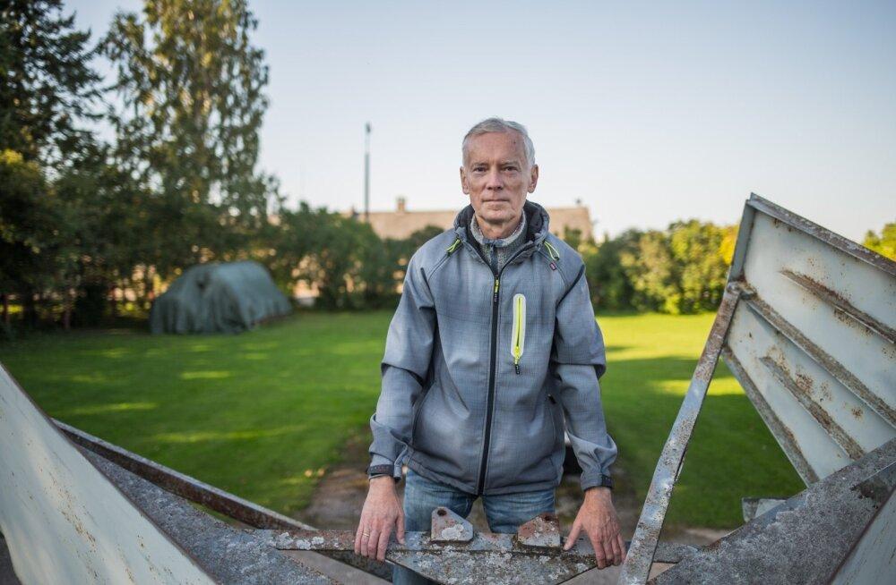 Rein Ruadvere 30 aastat Maalehes