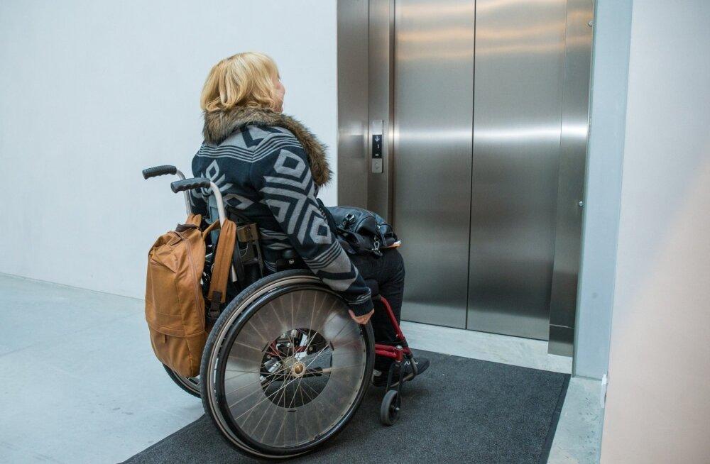Riik teeb abivahendid puuetega inimestele ja eakatele kättesaadavamaks