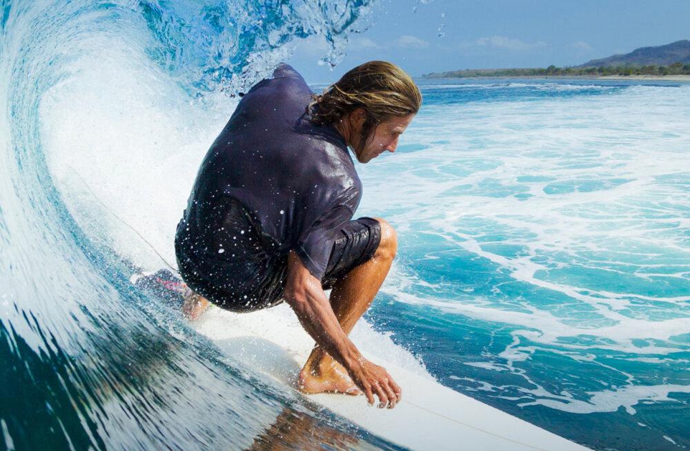 Alkeemia lugemisnurk | Surfi Buddha - ühe surfari zeniotsingud merel