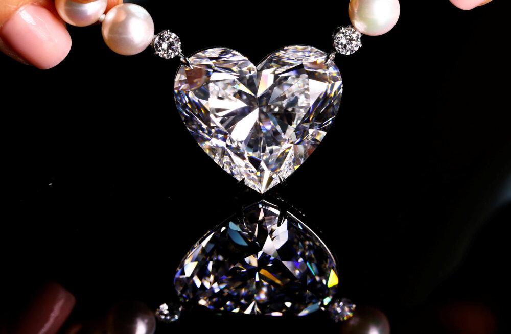 Kuidas teha teemanti?