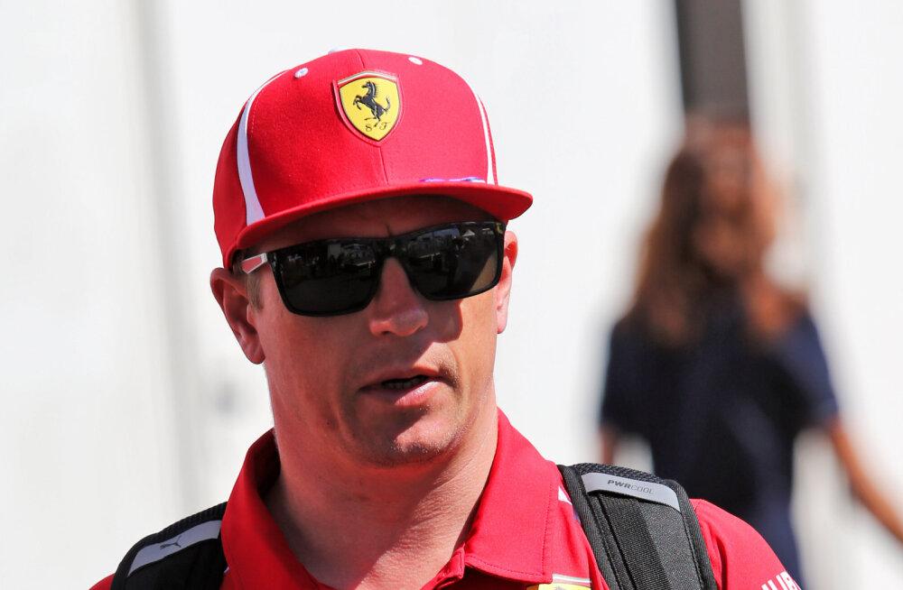 Kimi Räikkönen: reeglite muudatused pole võidusõitu parandanud