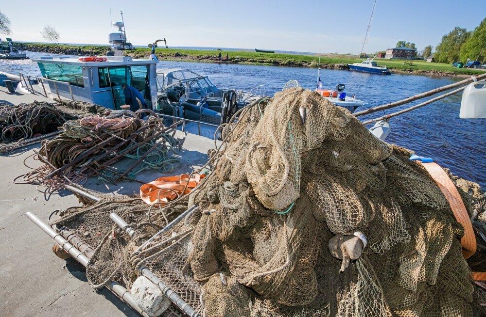 Kalapüügivahenditel muutusid silmasuurused ja haugipüügikeeluaeg pikenes