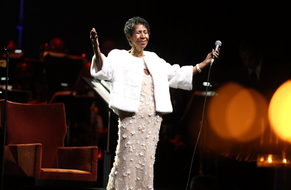 Soulikuninganna Aretha Franklini lahkumine: kuigi diivakäitumine polnud talle võõras, imestas ta sageli teiste diivade käitumise üle