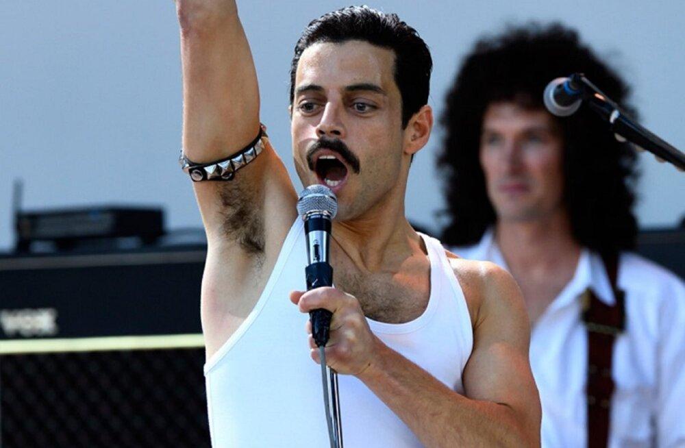 """Forum Cinemas kinode 2018. aasta populaarseim film oli """"Bohemian Rhapsody"""""""