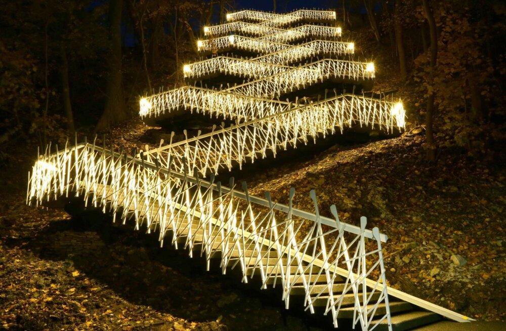 PÄEVAPILT | Viimsi kingib Eestile efektse ja kalli Põhjakonna trepi