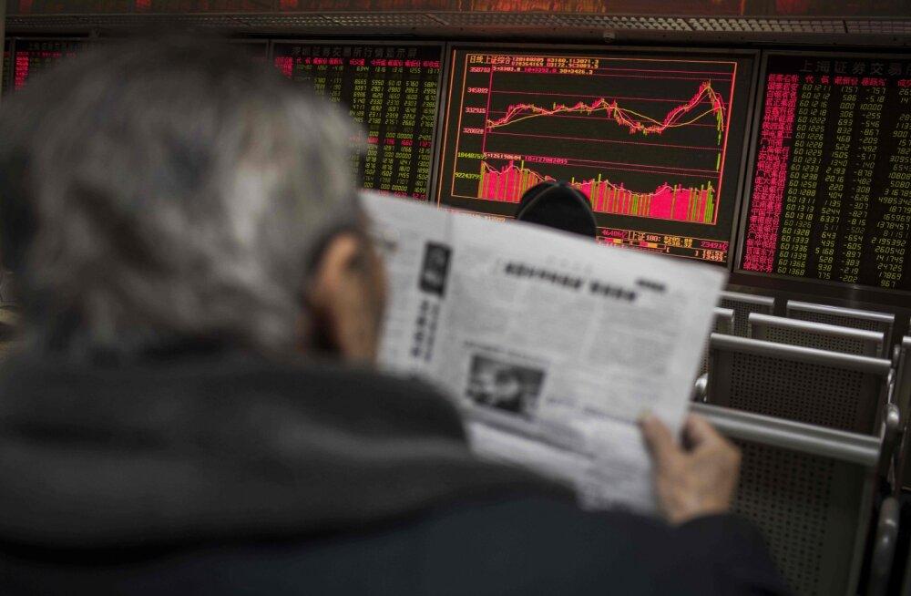 Üllatav põhjus miks börsitõus võib jätkuda