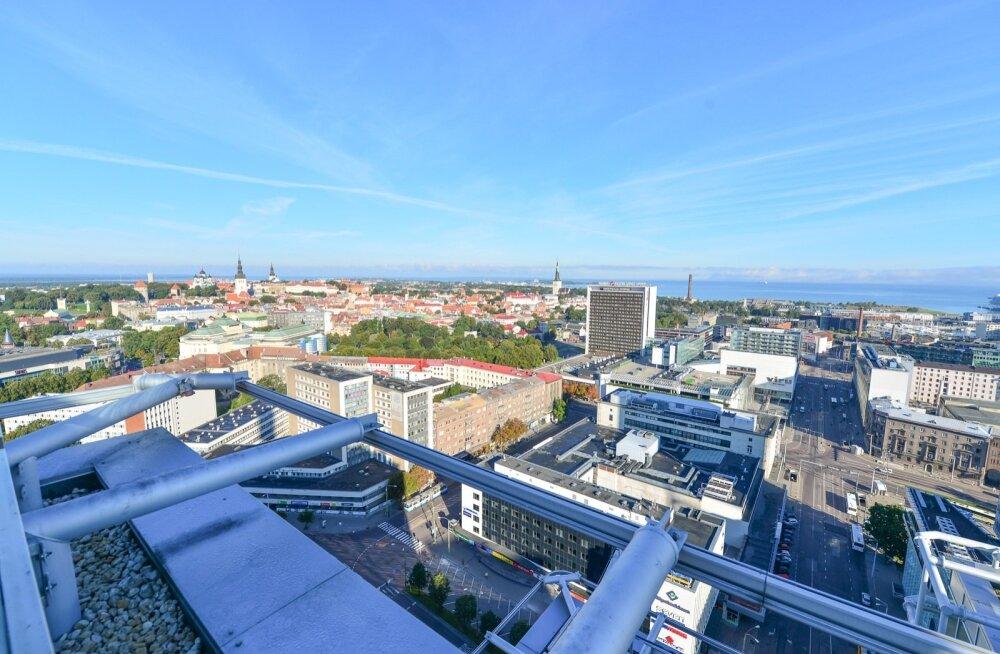Население Таллинна продолжает расти