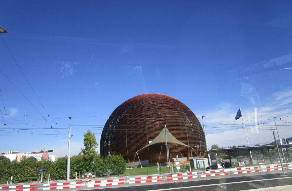 Eestil on lootust Euroopa Tuumauuringute Keskusega liituda kõige varem aasta pärast