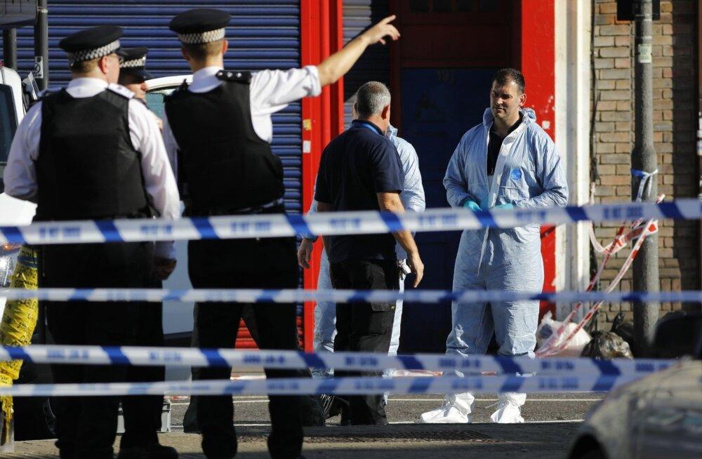 Londoni terrorirünnak 19.06.2017