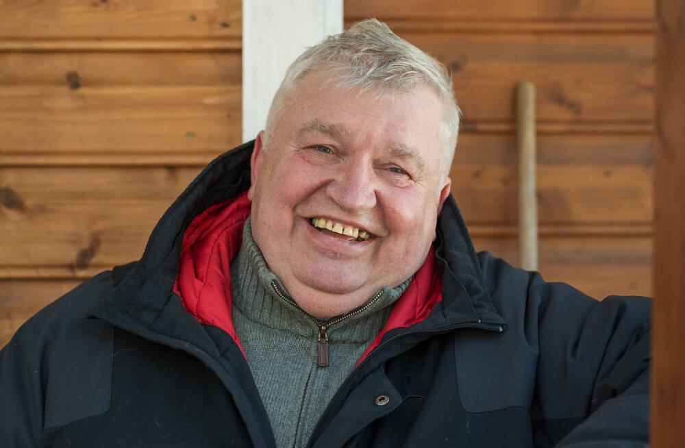 Peagi 60. juubelit tähistav Andres Sõber: võtame need kaks superklubi eest ära ja oleme Tarvaga viimasel kuuel aastal sisuliselt neli korda kullale tulnud!