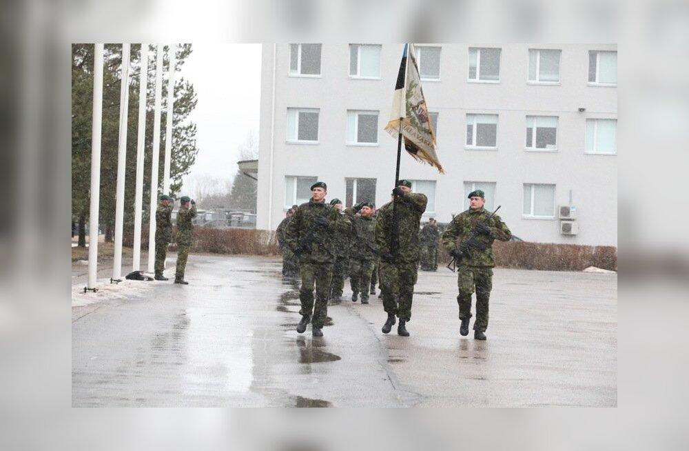 Viru jalaväepataljon saab 101 aastaseks
