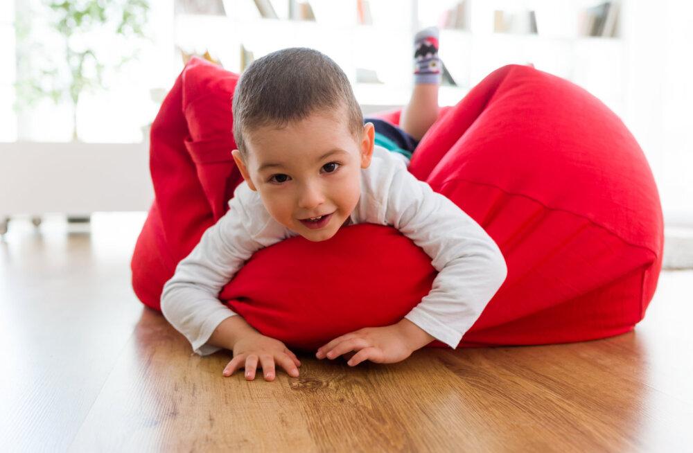 Need tunnused näitavad, et laps võib olla hüperaktiivne