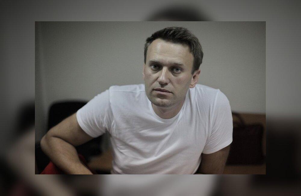 Навальный в Таллинне позавтракал с Райнером Нылваком