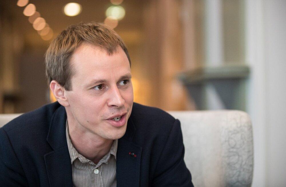 """""""Isegi kui ükski meediakanal meiega koostööd ei teeks, tuleksime sotsiaalmeedia abiga toime,"""" ütles Kulatšenkov."""