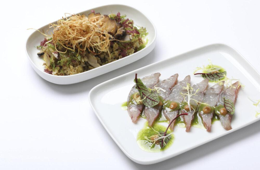 Чудеса корейской кухни на борту Finnair