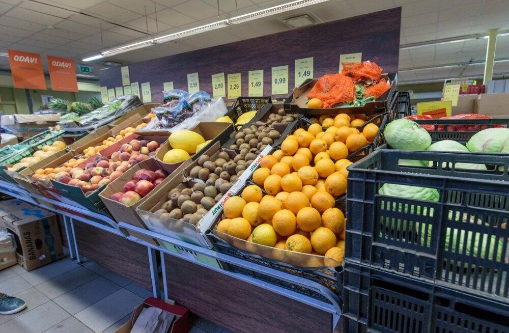 Räpased kauplused Tallinnas