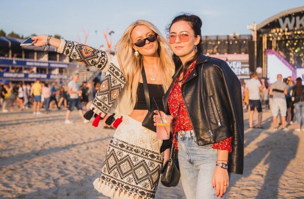 Weekend Festival Baltic 2018, esimese päeva stiil