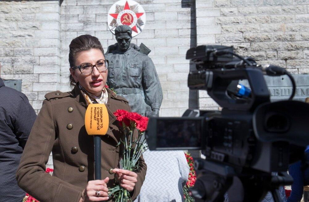 Olga Ivanova andis intervjuu Sputnikule.