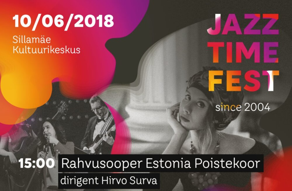 Силламяэ станет джазовой столицей Эстонии