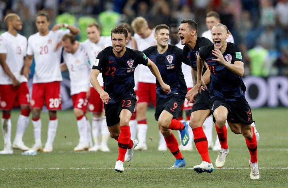 Horvaatia vs Taani