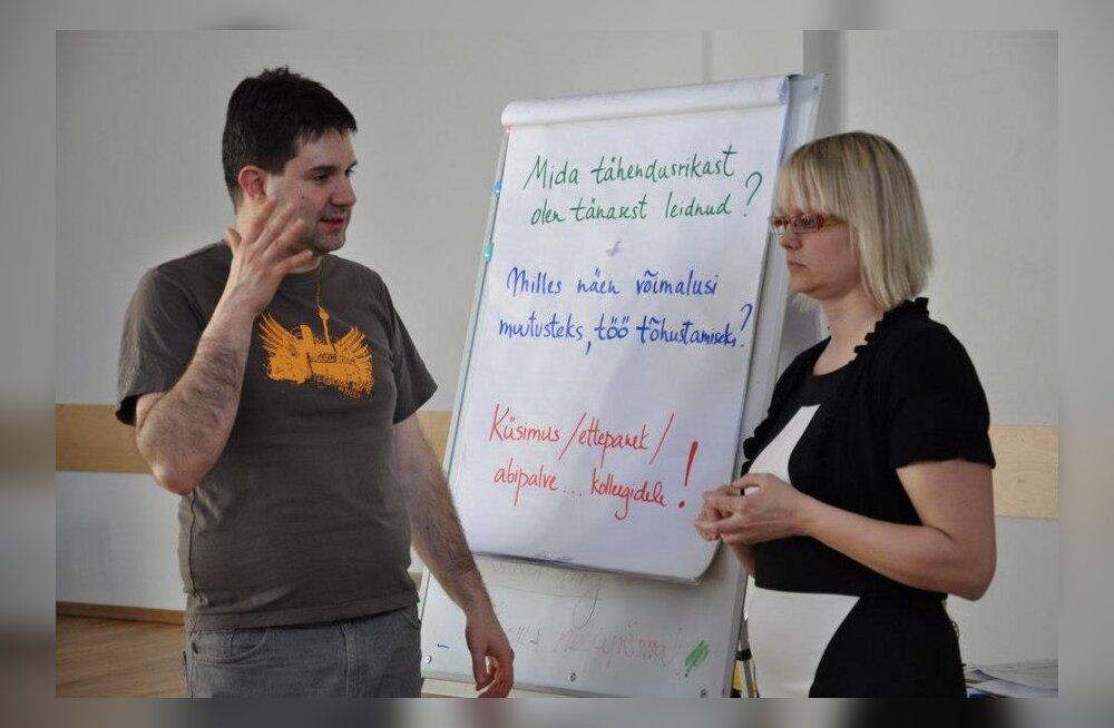 """Seminar """"Koostöövõrgustiku tõhustamine töös abivajava noorega"""""""