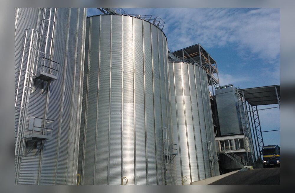 Avinurmes alustas tööd 4 miljonit eurot maksma läinud maheviljaterminal