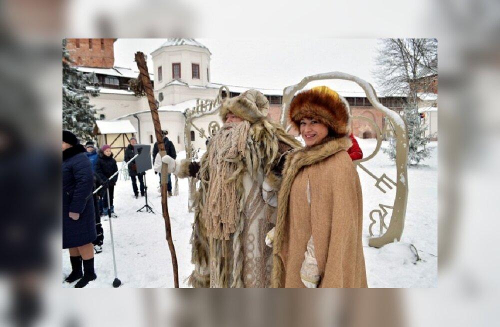 В Великом Новгороде откроют волшебную резиденцию прадеда Деда Мороза