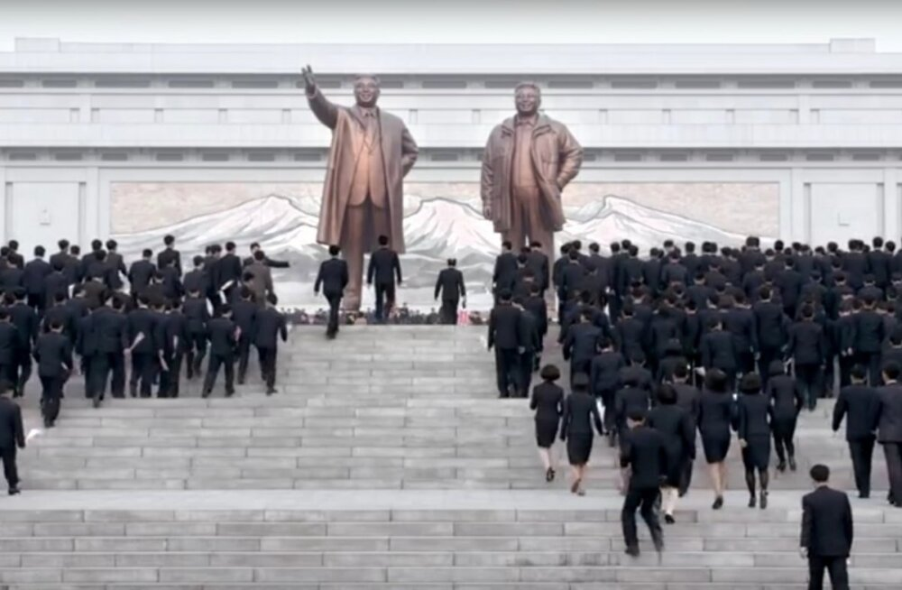 КНДР оказывала давление на организаторов PÖFF из-за документального фильма о стране