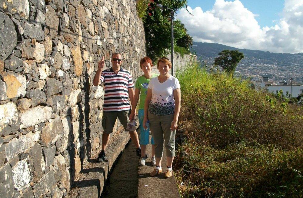 Maalehe Madeira reis