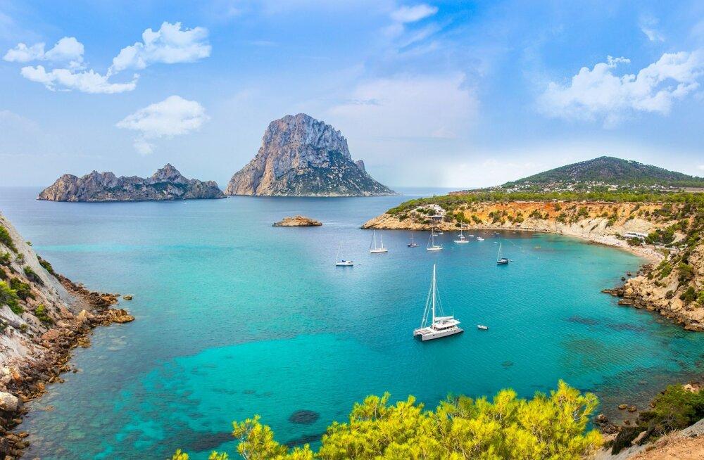 Superpakkumine! Puhka kevadel päikeselisel Ibizal: edasi-tagasi lennupiletid Tallinnast alates 99 eurot