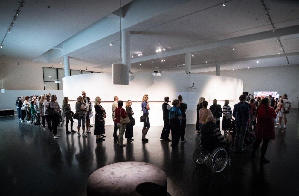 Michel Sittowi näitus Kumu kunstimuuseumis