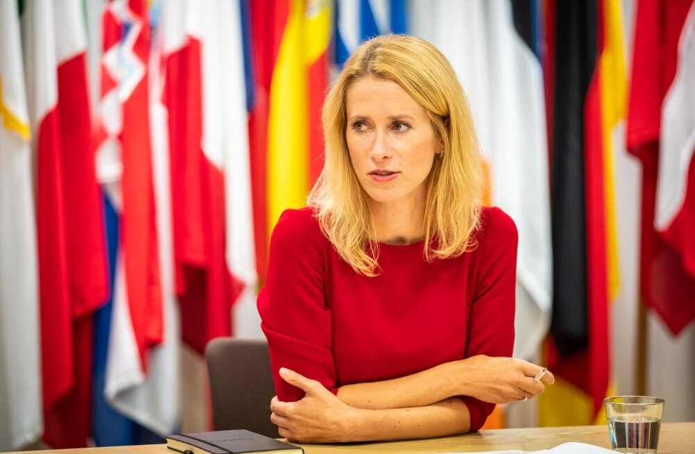 Kaja Kallas