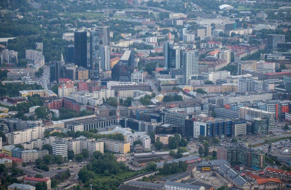 Esmasteks arengupiirkondadeks on kesklinna ja Põhja-Tallinna mereäärsed alad.