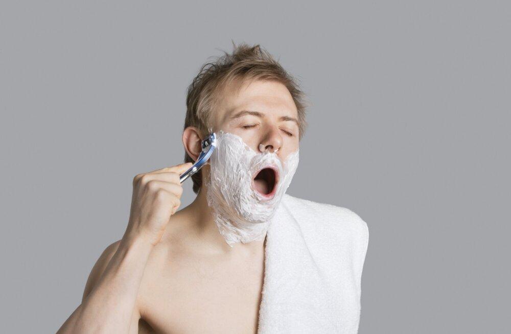 Крем для бритья ухудшает качество спермы