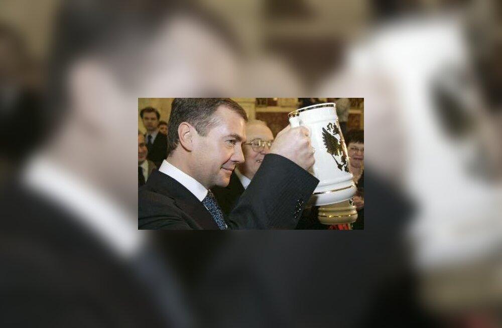 Valgevene kehtestas vene kaupadele tollinõuded