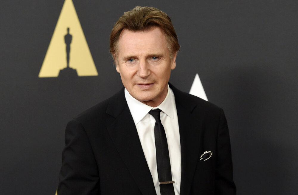 Ma otsin sind, ma leian su ja ma tapan su: Liam Neeson otsis mustanahalist inimest, keda jõhkralt karistada