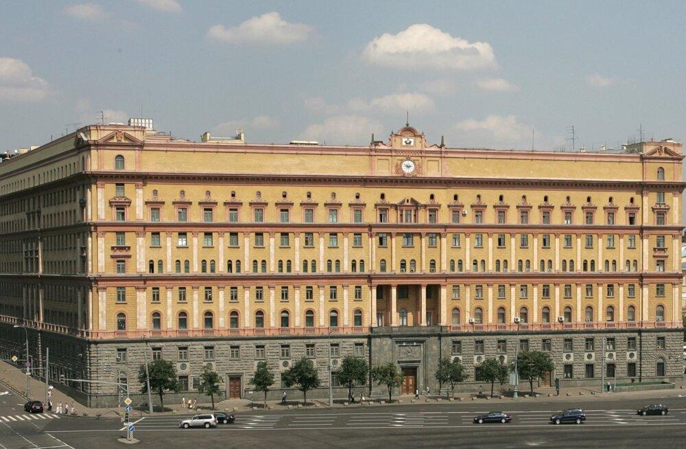 FSB hoone Moskvas