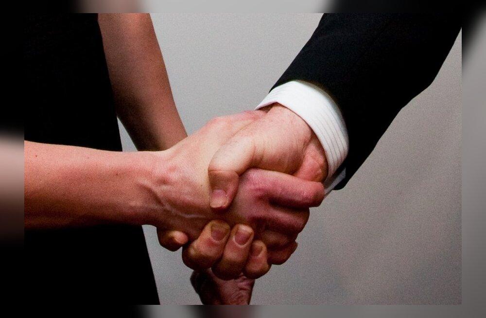 Ettevõtjad teritasid koostööd