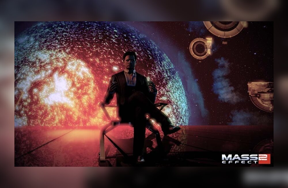"""VIDEO: HDTaneli ülevaade """"Mass Effect 2""""-st"""