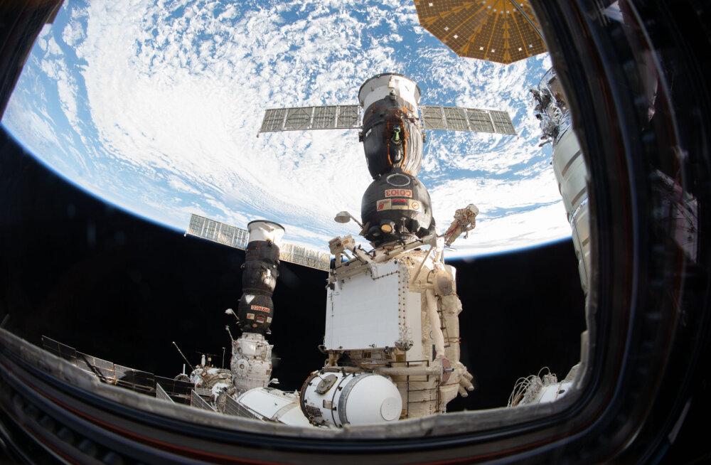 ISS-i mutantbakterid keskenduvad inimeste ründamise asemel ellujäämisele