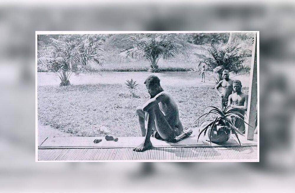 Aafrika koloniaalajaloo sünge lehekülg: köndistatud aafriklased olid jäämäe tipp, Kongo elanikkond vähenes genotsiidi tõttu poole võrra