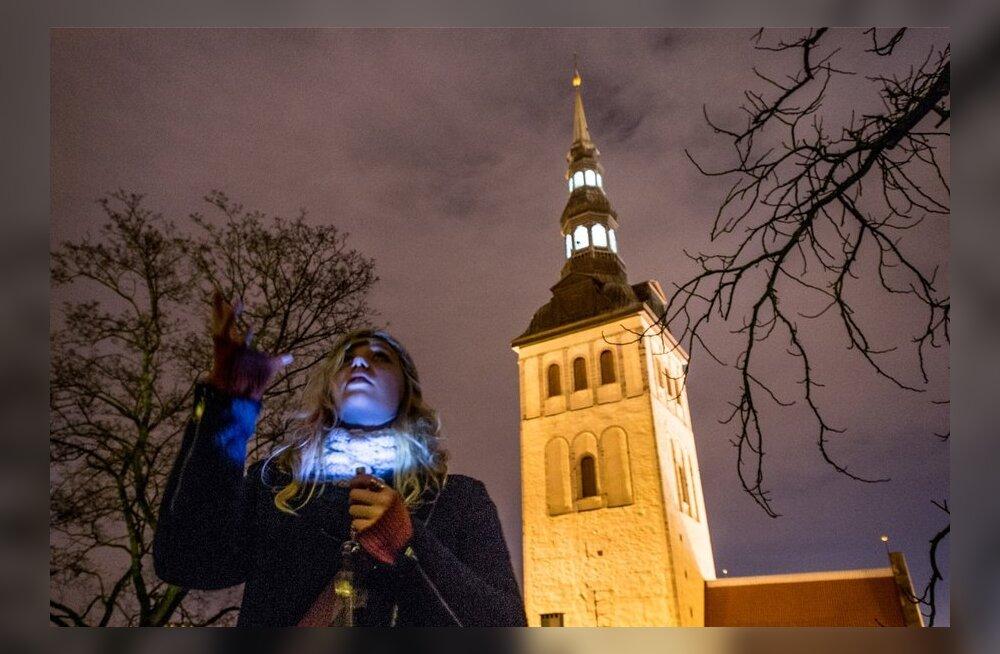 Kummituslik Tallinna vanalinn