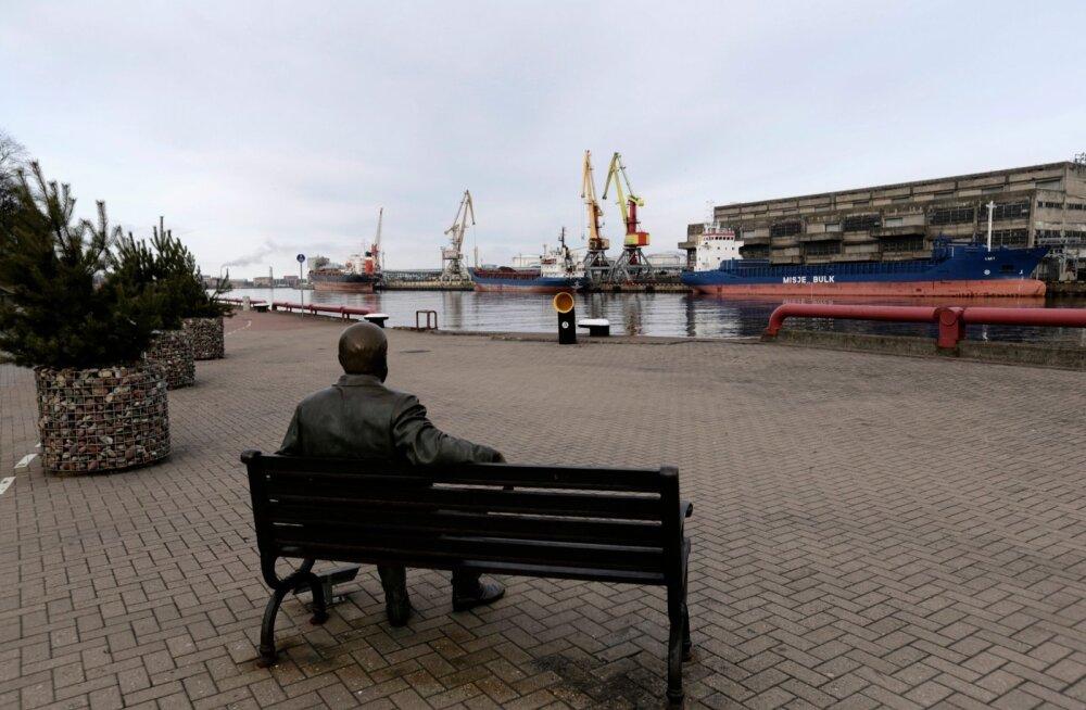 Läti valitsus otsustas mitte toetada Ventspilsi sadama osalemist Nord Stream 2 gaasitoru ehitamises