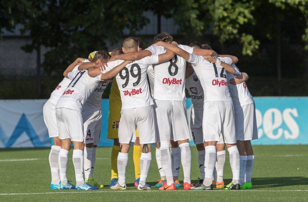 FCI Tallinn vs Nõmme Kalju 4.08.2017