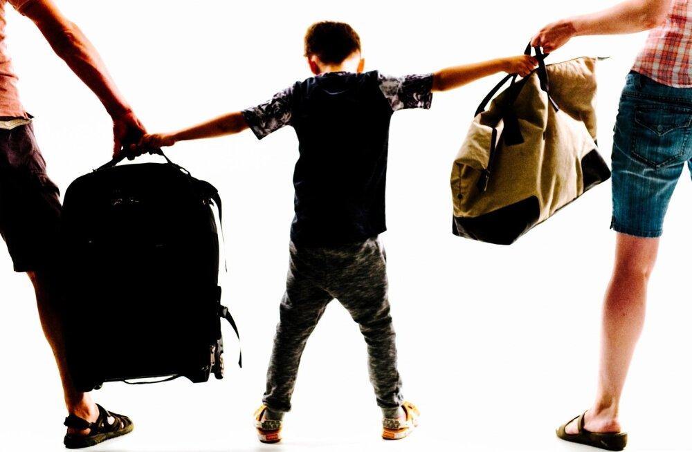 Как ссоры родителей влияют на здоровье детей?