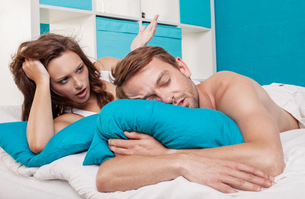 Mehed, kuulake! Just seda ihaldavad naised magamistoas kõige rohkem