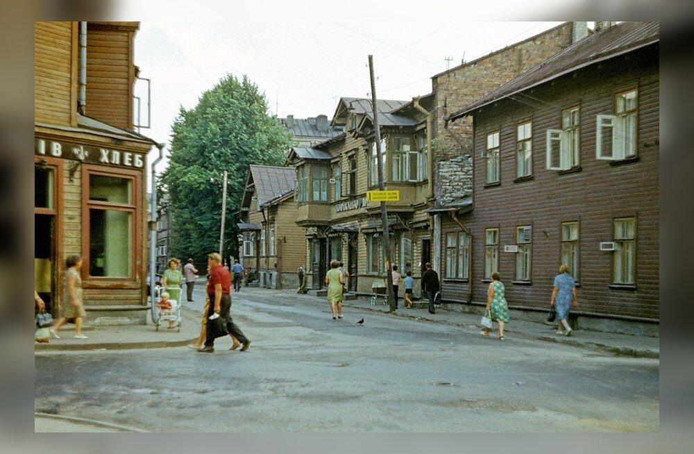 Jaak Juskega kadunud Eestit avastamas: Tallinna südalinna muutunud tänavanimedest