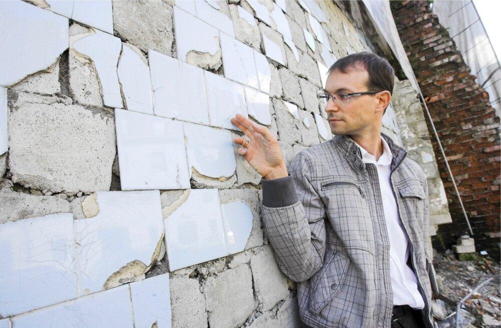 Michael Pärt 2010. aastal, kui Arvo Pärdi keskuse rajamine Laulasmaale oli ideest esimeste tegevusteni jõudnud.