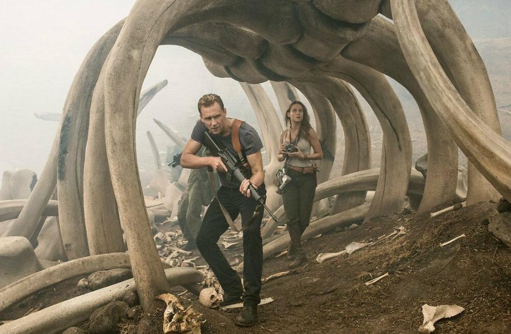 """ARVUSTUS: """"Kong: Pealuu saar"""" — suurus on oluline, kuid ainult sellest ei piisa"""