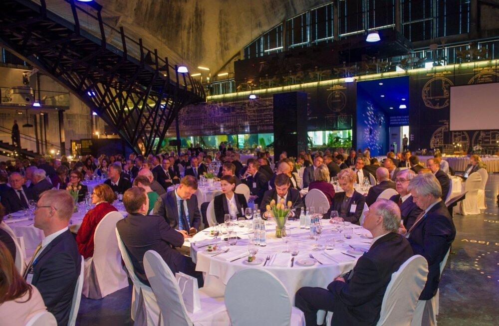 Peened eined ELi eesistumisel: riigikantselei arvestab ministri õhtusöögi hinnaks 65 eurot